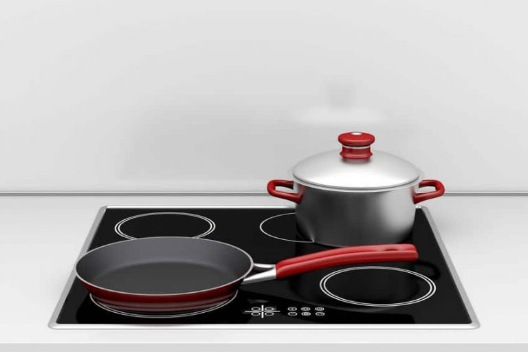 built-in induction cooktop